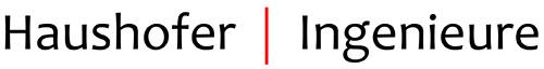 Logo Haushofer Ingenieure