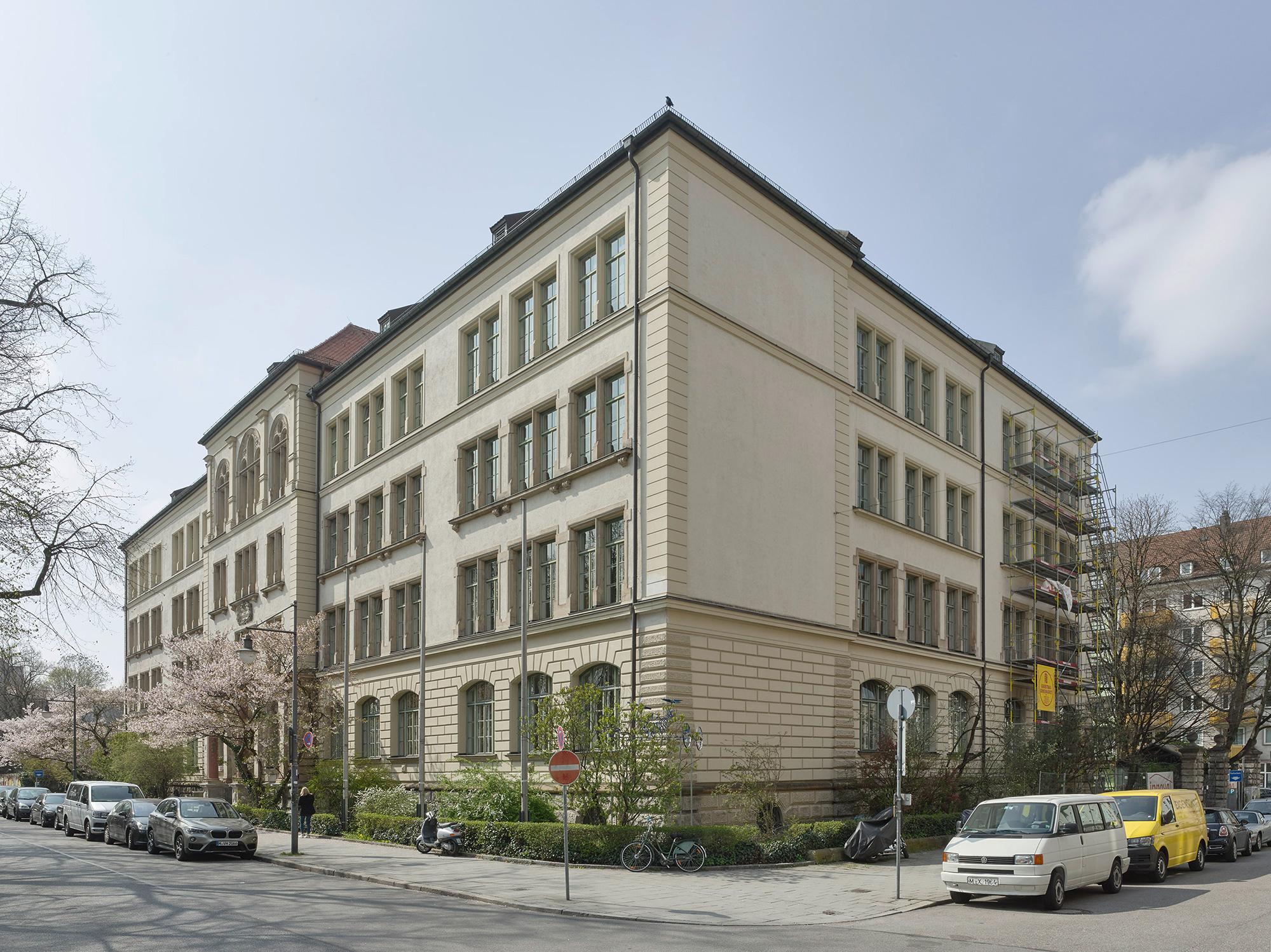 haushofer wittelsbacherschule muenchen